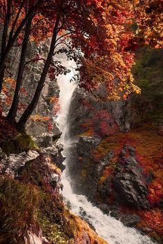 Autumn all around<3