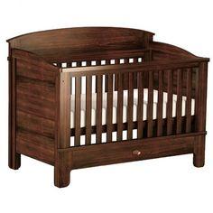 Boori USA Madison Forever Convertible Crib | AllModern