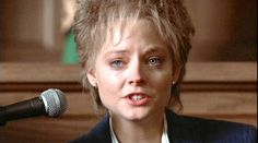 st winner jodie foster oscar winning performance as sarah  the movie the accused the