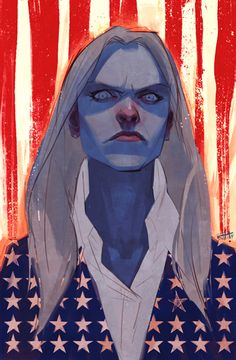 """Carrie Mathison"" from Homeland by Toni Infante - Blog/Website 