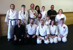 My last class as a instructor in Memphis January 2014 #Aikido #MemphisMartialArts #MemphisAikikai