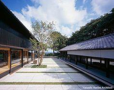 Seminar House in Kashima|鹿嶋の研修所 堀部安嗣
