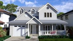 Amazing hampton style homes ideas for your inspiration. Best style of houses in the hamptons (architecture, house plans, etc).
