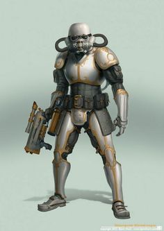 STAR WARS STEAMPUNK – DE MAGNIFIQUES ILLUSTRATIONS RÉTRO PAR BJORN HURRI #Starwars