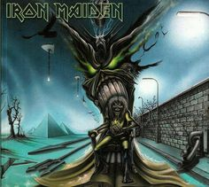 Iron Maiden  Maiden Fear X-Factor Of Aquarius, The Neptune
