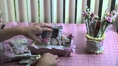 Wild Orchid Crafts DT Project & How To Video