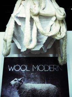 WOOL MODERN Event Styling #MAXCONNECTORS #JasonMinty #WoolModern #lifestyle #wool Event Styling, Claire, Innovation, The Past, About Me Blog, Wool, Lifestyle, Modern, Design