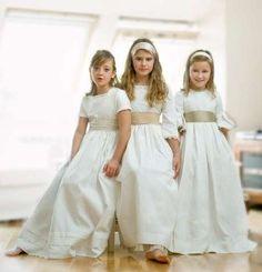 Vestidos de comunión para niñas: Fotos de modelos económicos  (2/20) | Ellahoy