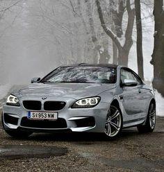BMW F13 M6 grey