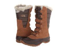 The North Face Nuptse Purna Dachshund Brown/Shiny Demitasse Brown - Zappos.com Free Shipping BOTH Ways