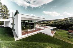 Completed in 2014 in Graz, Austria. Images by Tamara Frisch. The property for this project is nestled in an idyllic valley on the edge of Graz. The landscape features idyllic rural scenery, meadows, forests and...