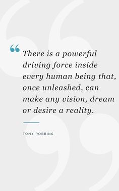 Tony Robbins Quotes, Read These Famous Quotes from Tony Robbins Vision Quotes, Career Quotes, Work Quotes, Life Quotes, Success Quotes, Quotes Quotes, Daily Inspiration Quotes, Motivation Inspiration, Positive Business Quotes