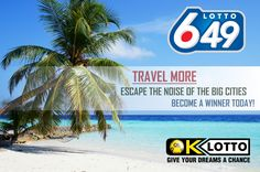 Become a winner together with Lotto 649! OK-Lotto is your guide for getting started in the world of lotteries and picking your winning number combinations. Our website is the most convenient way to purchase lottery tickets. After registration you can get a free ticket! http://www.ok-lotto.com/ It is without a doubt one of the most popular lotteries in Canada.  Choose a combination of six numbers from 1 to 49. Players who match all the six numbers will be winning the jackpot. I