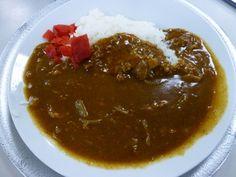 慶応義塾大学三田キャンパス 山食 - 料理写真:カレー普通盛り    ウラを返せば火曜日はカレーライスがないので、注意してください。