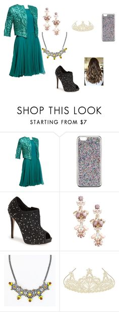 """""""Untitled #86"""" by jordanbond55 ❤ liked on Polyvore featuring beauty, J.Crew, Lauren Lorraine, H&M and Monsoon"""
