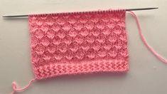 Easy Knitting, Knitting Stitches, Knitting Needles, Christmas Tree Pattern, Baby Cardigan, Stitch Patterns, Sweaters For Women, Pattern Flower, Crochet Flower Patterns