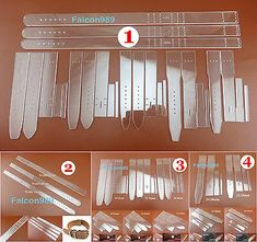Diy Leather Craft Tools, Leather Projects, Stencil Templates, Stencils, Wallet Pattern, Leather Tooling, Tooled Leather, Tool Set, Tool Design