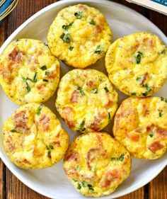Best Ever Breakfast Egg Muffins - Recipes, Brunch, Kid Friendly, Main Dish, Meal Ideas, Quick, Easy