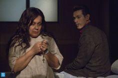 Photos - Arrow - Season 2 - Promotional Episode Photos - Episode 2.11 - Blind Spot