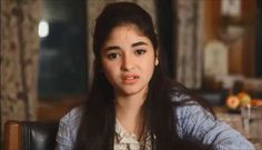 Dangal girl from Jammu and Kashmir Zaira Wasim, who gave a sparkling performance in the Aamir Khan-starrer record-breaking movie, took to social media on Monday to post an apology for meeting state Chief Minister Mehbooba Mufti.After receiving accolade from the film industry and elsewhere, the