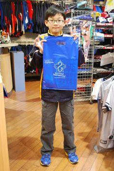 【大阪店】 2014年4月4日 千葉ロッテマリーンズファンのお客様です!!キャップ入荷しましたよ~~☆
