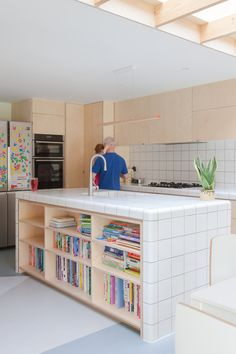 Interior Design Kitchen, Kitchen Decor, Kitchen Styling, Wooden Partitions, Georgian Townhouse, Fruit Box, Box Houses, House Inside, House Extensions