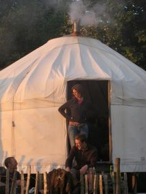 Yurt website