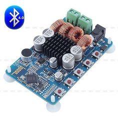 Wireless-Bluetooth-4-0-TPA3116-50W-50W-Audio-Power-Receiver-Amplifier-Board