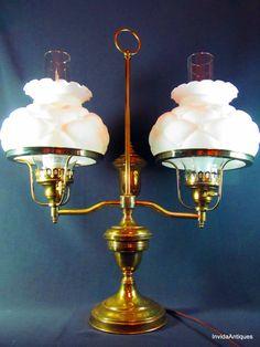 vintage student desks and lamps on pinterest student desks school. Black Bedroom Furniture Sets. Home Design Ideas