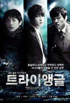 JJ's drama MBC 'Triangle' yey~