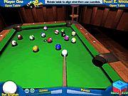 Real Pool 3D - Juega una variedad de juegos de billar en este juego fresco 3D.
