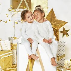 This New Line of Kardashian-Approved Kids' Clothes Makes Us Want to Go Holiday Shopping Now
