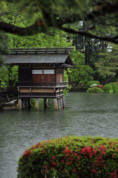 https://flic.kr/p/c175Zs | _DSC38653019700 | Kenrokuen Garden, Kanazawa