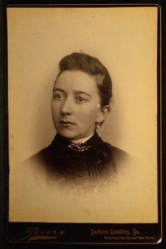 Annie Moore, Parkers Landing, Pennsylvania