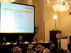 Mesa sobre arquitectura hospitalaria en el III Encuentro NAN (4/10)