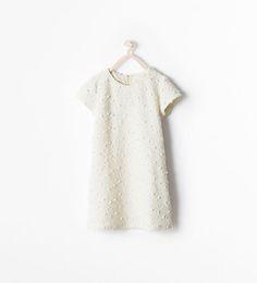 ZARA - ENFANTS - Robe relief