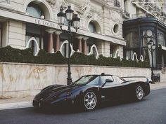 #Casino MCtwelve by Maserati. #HYPERLYFE by lifestyleautomotive from #Montecarlo #Monaco