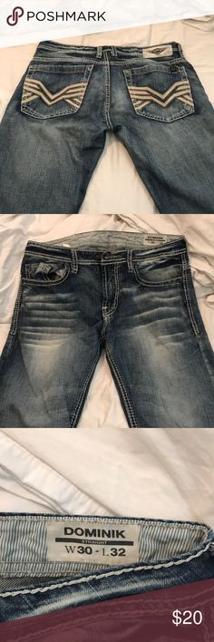 Buffalo Brand Jeans barely worn! Buffalo straight jeans size 30-32. Great condition! Buffalo Jeans