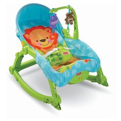 Fisher-Price Precious Planet - Newborn to Toddler Rocker