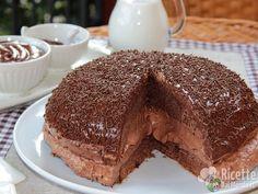 Torta Golosa alla Nutella
