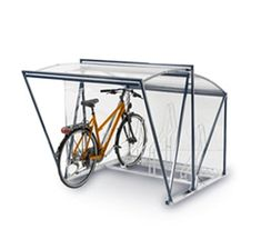 Lupo - Velopa Schweiz Bike Storage, Garage Storage, Bike Shelter, Range Velo, Bike Rack, Drafting Desk, Magazine Rack, Cabinet, Bike Ideas