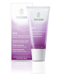 Weleda Iris Hydrating Facial Lotion - Great summer moisturizer