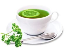 What are the benefits of parsley tea? Parsley tea contains essential nutritive elements apart from an array of antioxidants that boosts optimal health. Home Health Remedies, Natural Home Remedies, Herbal Remedies, Natural Medicine, Herbal Medicine, Parsley Tea Benefits, Salsa Fresca, Natural Treatments, Cellulite