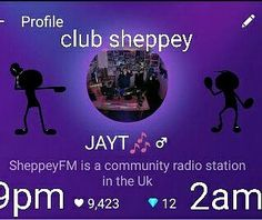 Club sheppey from live.me app follow me for the latest shoe live video in the studio .