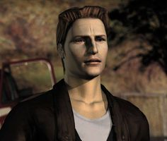 Silent Hill - Harry Mason- The first Silent Hill will always be my favorite!