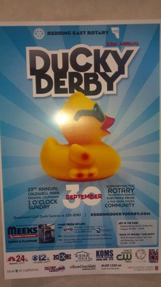 Have you bought your Ducky Derby ticket yet? Redding California, Timeline Photos, Woods, Foundation, Events, Live, Woodland Forest, Forests