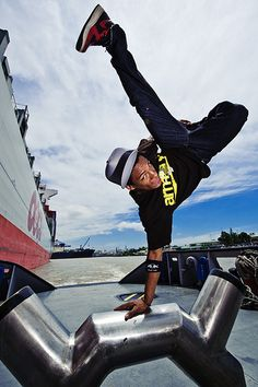 Get a private dance lesson with world champion breakdancer Bboy Neguin in NYC. Learn more at: http://bidkind.com/auctions/bboy-neguin-dance-lesson