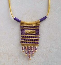 The Beadful Life @ BeadFX: Discovering more about ...Cavandoli Knotting