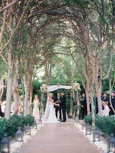 Photography : Natalie Bray Studios | Reception Venue : Hartley Botanica | Florist : Casi Cielo Events & Flowers Read More on SMP: http://www.stylemepretty.com/california-weddings/2016/12/21/outdoor-fairytale-wedding/