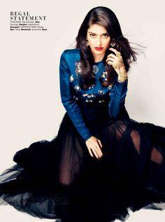 Ileana D'Cruz Harper's Bazaar 3